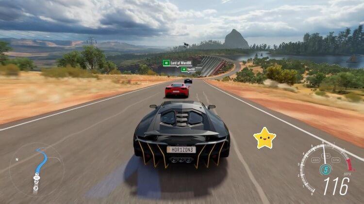 forza horizon 3 ps4 phien ban - 5 game đua xe đồ họa đẹp cho pc mượt trên từng cây số
