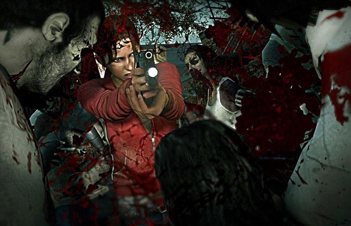 game bắn súng kinh dị