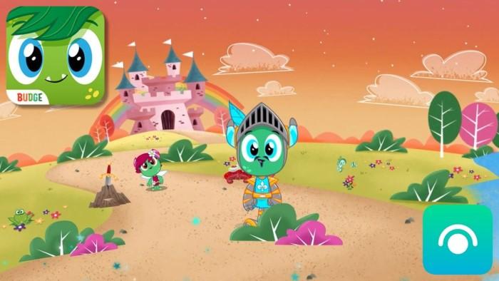 Budge World game dành cho trẻ hay 2019