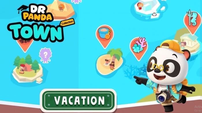 Dr.Panda Town Collection mang đến phong cách game giáo dục hay cho trẻ em