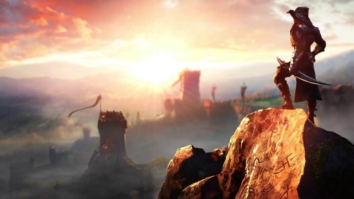 Dragon Age: Inquisition dòng game cho con gái chơi