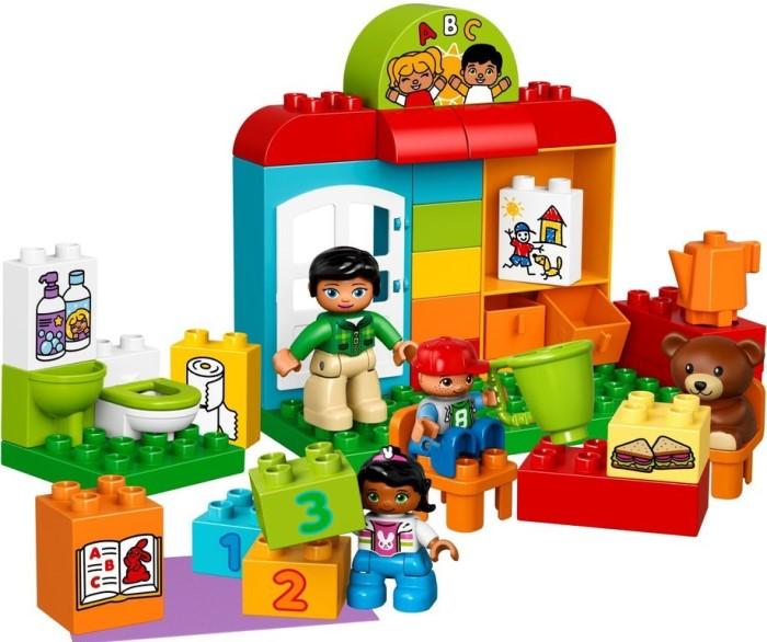 Lego Duplo trò chơi xếp hình hay cho trẻ em