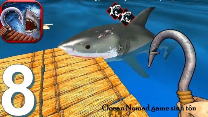 Ocean Nomad dong game sinh ton tren dao