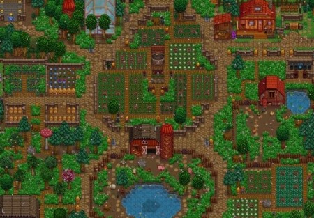 Stardew-Valley game android hay miễn phí