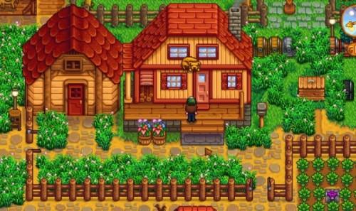 Stardew-Valley game nông trại trên điện thoại android
