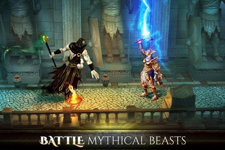 Thiết kế không tên 34 1 - 10 game hay android có thể thay thế Infinity Blade