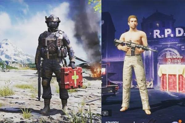 Sự khác nhau giữa Call of Duty và PUBG mobile là gì ?