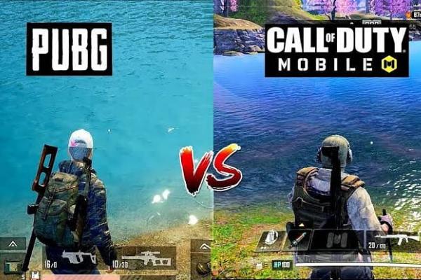 Khác nhau giữa PUBG Mobile và Call of Duty Mobile: Game nào tốt hơn ? 1