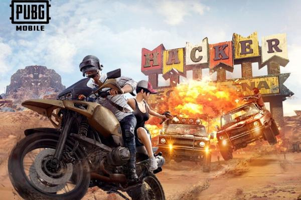 Ảnh bìa của dòng game PUBG mobile