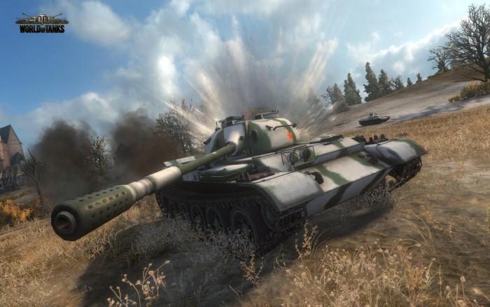 World of tank là dòng game PC cực hay mà miễn phí