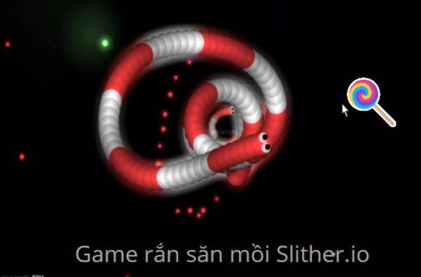 trò chơi rắn săn mồi slither.io rò chơi rắn săn mồi slither.io là dòng game online 3D hay