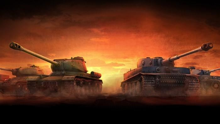 world of tank dòng game chiến đấu PC miễn phí