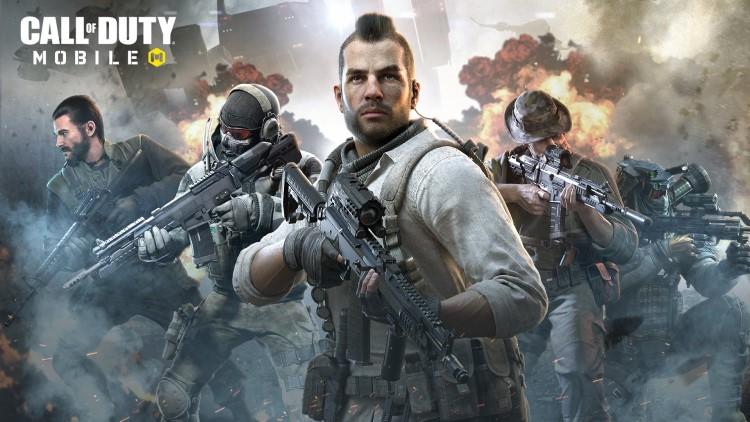 hình ảnh sắc nét trong games Call of Duty mobile