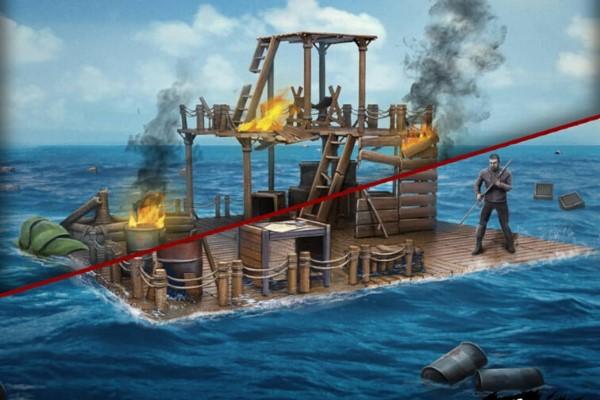 Review Ocean Nomad: Game sinh tồn đúng nghĩa 4