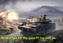 world of tank top game pc miễn phí