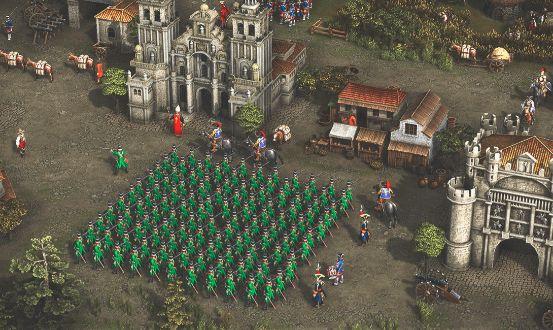 Cossack game dàn trận hay trên pc