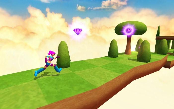 Diversion xây dựng hình tượng nhân vật nữ trong game con gái