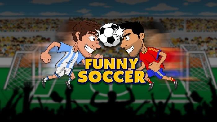 Funny Soccer - trò chơi cặp đôi Android