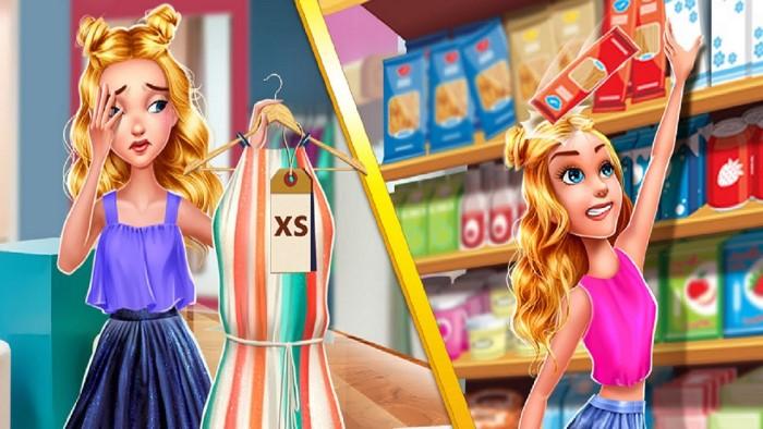 Fashion Story game thời trang nữ tính trên Android