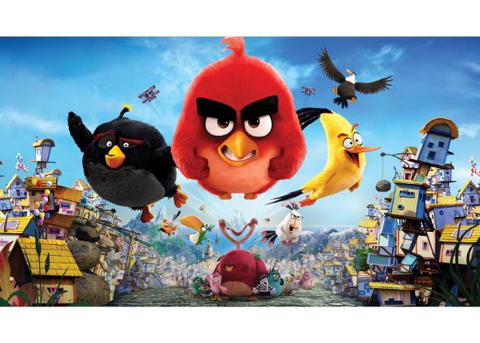 game angry bird cho con gái hấp dẫn