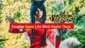 Hình cosplay LOL 46 nữ tướng game Liên Minh Huyền Thoại LOL #1