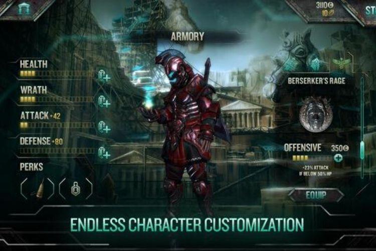Thiết kế không tên 44 - 10 game hay android có thể thay thế Infinity Blade
