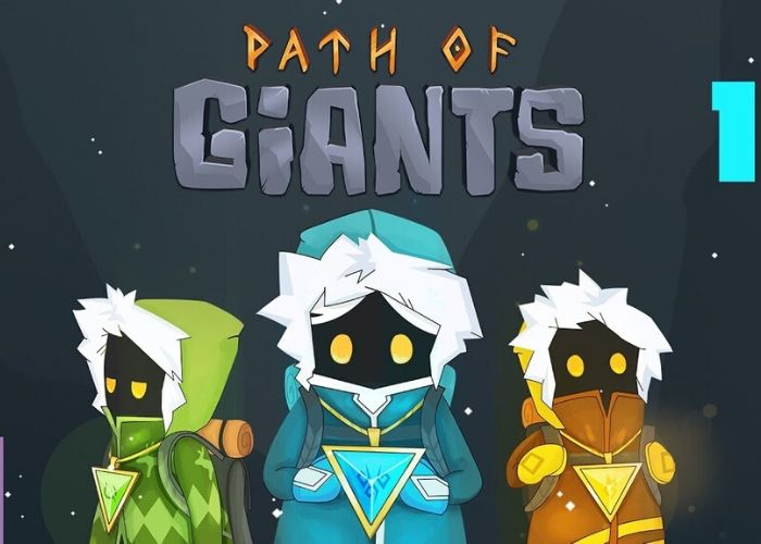 Path of Giants - Game hay cho Iphone 2020