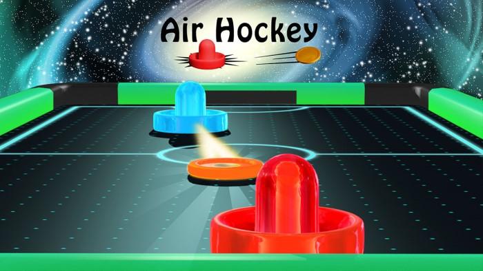 air hockey game android 2 người chơi trên điện thoại