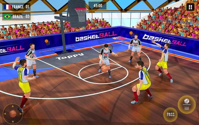 Ngôi sao bóng rổ basket ball star
