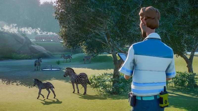 Chăm sóc vườn thú nuôi ngay trong game Planet Zoo PC