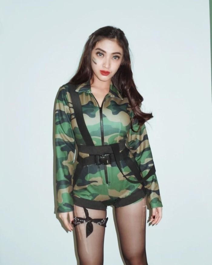 hình ảnh cosplay pubg girl