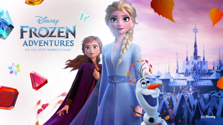 Game con gái cho fan Anna Nữ Hoàng Băng Giá