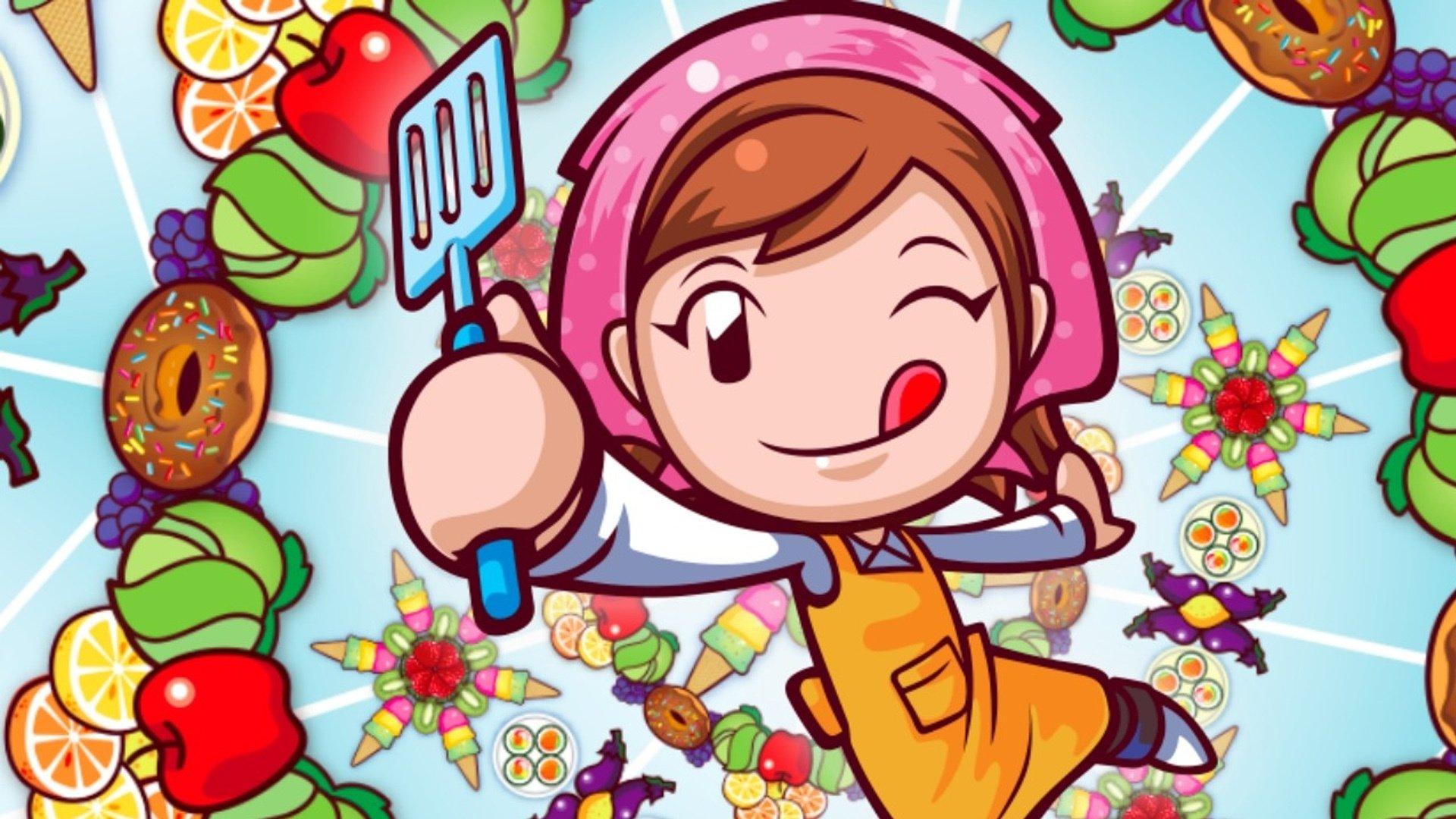 Game bạn gái hay nhất thế giới chủ đề nấu ăn - Cooking Mama