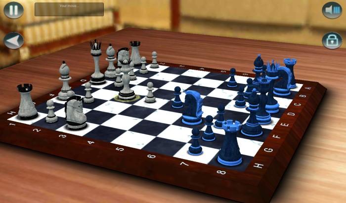 game cờ vua miễn phí 2 người cùng chơi trên mobile