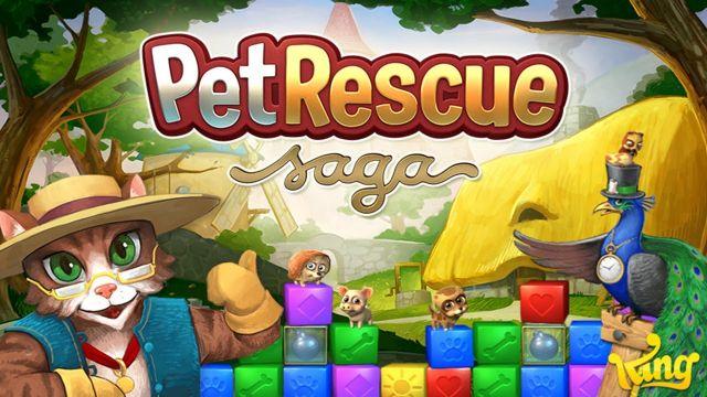 pet rescue giải cứu thú cưng game vui con gái