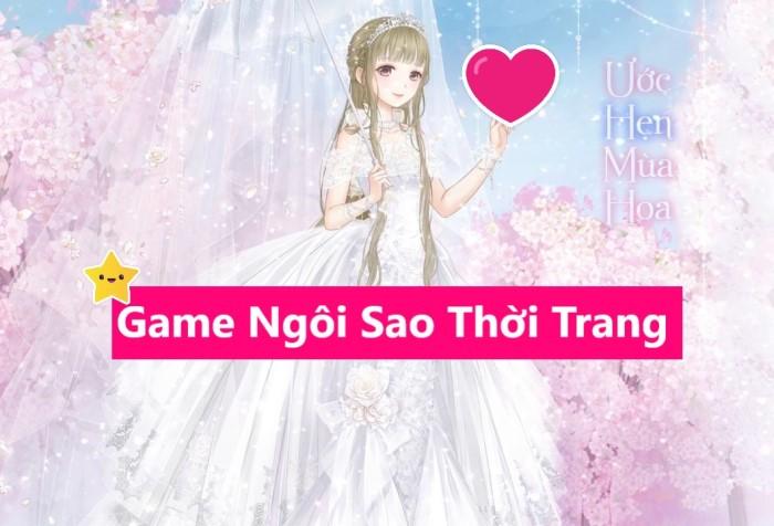 game ngôi sao thời trang cổ trang dành cho cho em gái