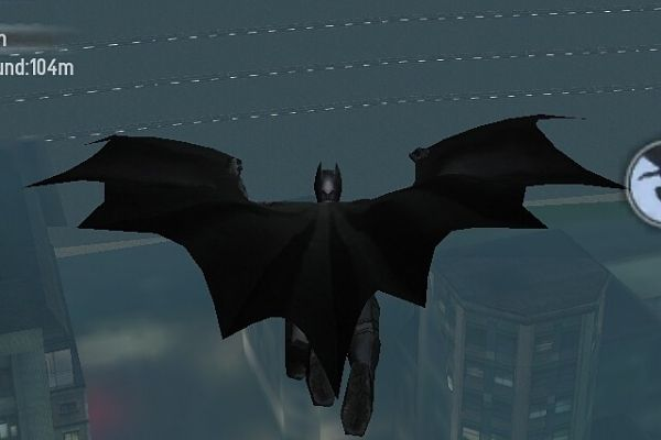 The Dark Knight Rises game mobile android ios thế giới mở