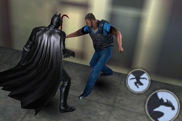 The Dark Knight Rises game mobile thế giới mở