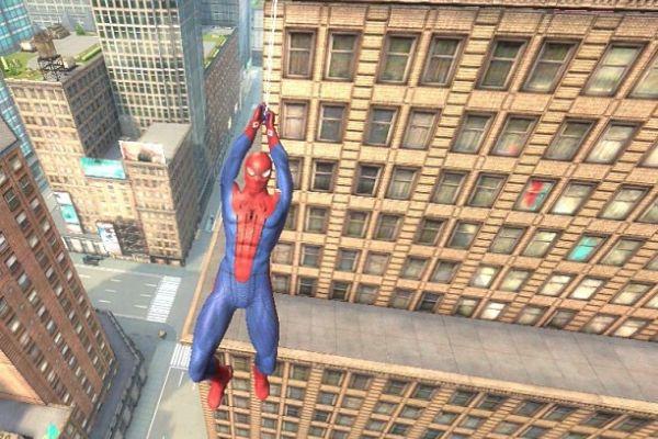 game thế giới người nhện nhập vai mobile