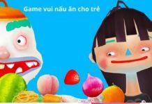 game toca kitchen game vui trẻ nấu bếp