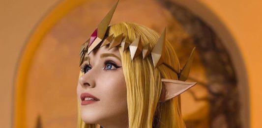 hình tượng cosplay game nữ