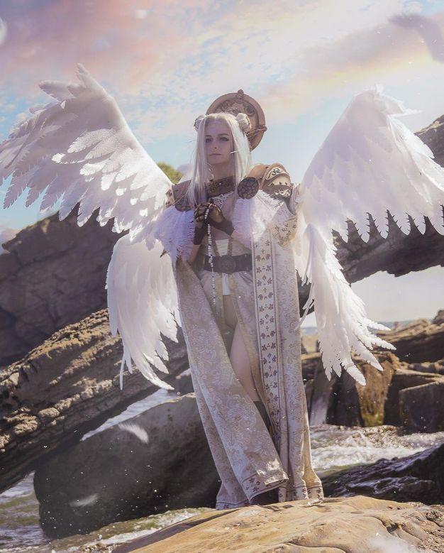 hinh tuong cosplay game con gai dep 3 - Bộ sưu tập hình tượng cosplay game nữ hấp dẫn #1