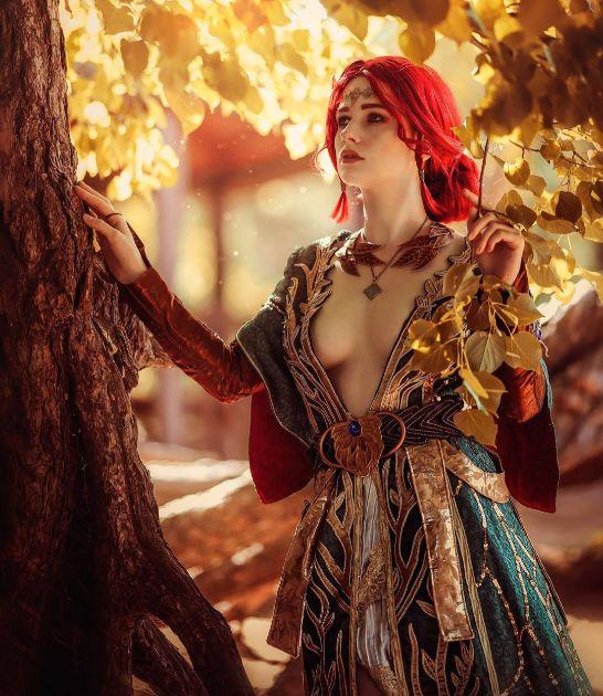 hinh tuong cosplay game con gai dep 5 - Bộ sưu tập hình tượng cosplay game nữ hấp dẫn #1
