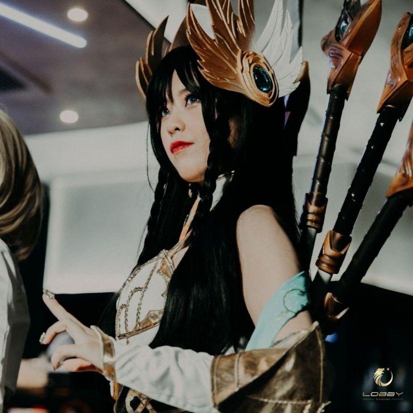 hinh tuong cosplay game con gai dep 7 - Bộ sưu tập hình tượng cosplay game nữ hấp dẫn #1