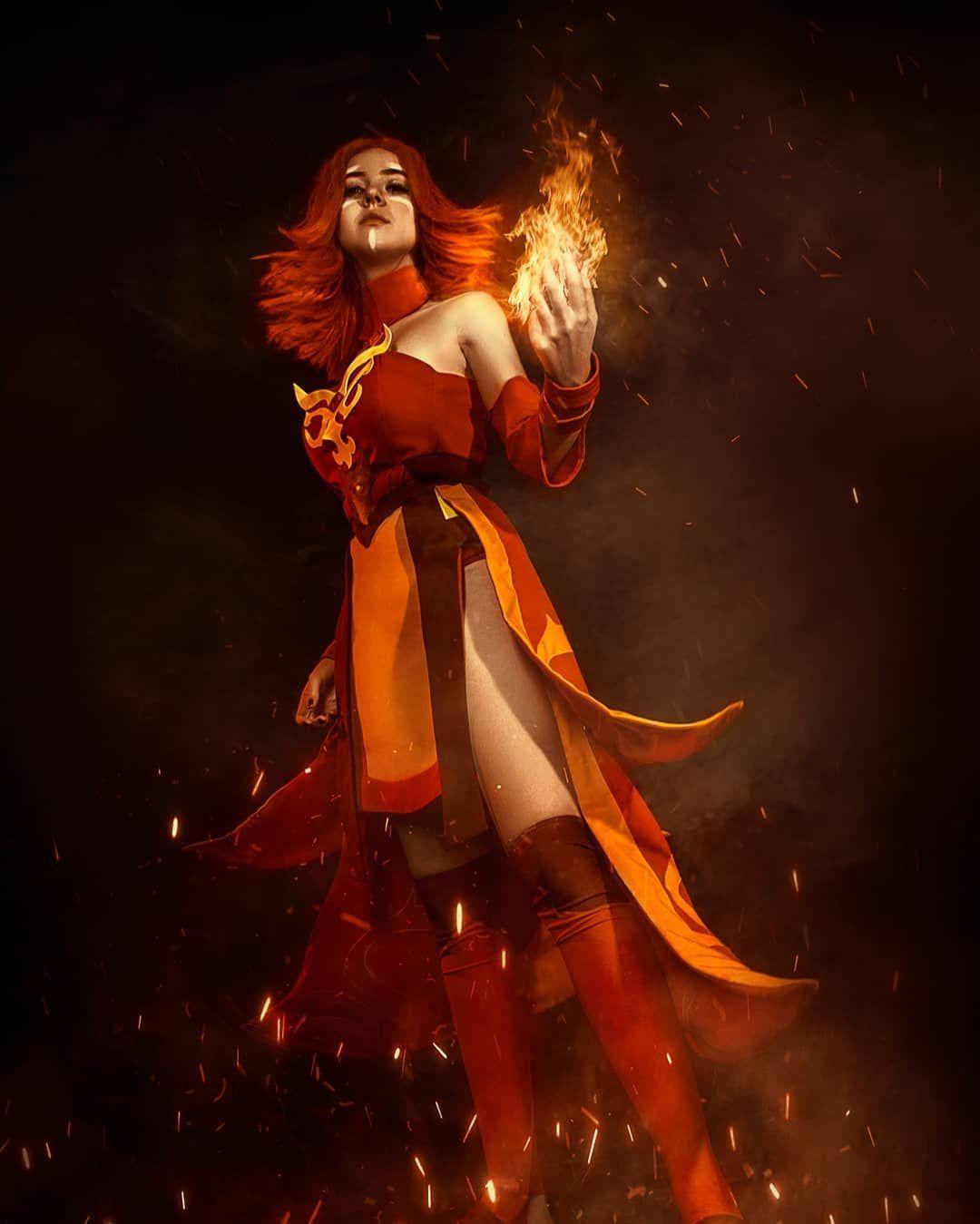 hinh tuong cosplay game con gai dep 8 - Bộ sưu tập hình tượng cosplay game nữ hấp dẫn #1