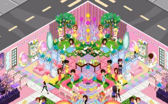 Fashion Story game thời trang điệu đà cho con gái android