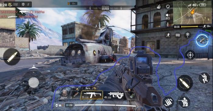Bí quyết Call of Duty cuối cùng ? Tập luyện thường xuyên