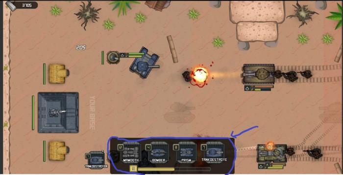 Battle of tanks game y8 xe tang co dien » GameTuyen🎮