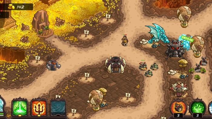 Kingdom Rush Vengeance - Game phòng thủ hay cho IOS
