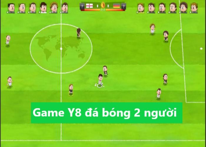 Game Y8 đá bóng 2 người - Kopanito All-Stars Soccer